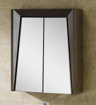 Medicine Cabinet, Wood- 24