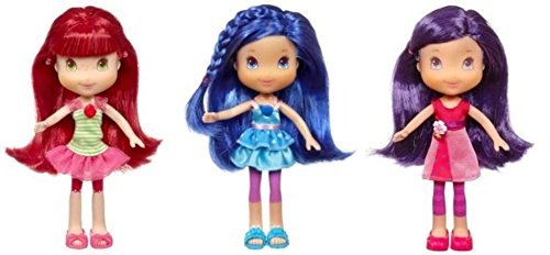 Strawberry Shortcake Garden Pretty Doll Bundle with Blueberry Muffin and Cherry Jam]()
