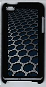 iPod 4 Case, iPod 4 Cases - Submission1118 139 PC Polycarbonate Hard Case Back Cover for iPod 4¨CBlack