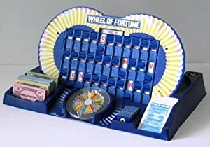 wheel of fortune game toys games. Black Bedroom Furniture Sets. Home Design Ideas