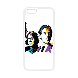 Arctic Monkeys iPhone 6 Plus 5.5 Inch Cell Phone Case White DNX
