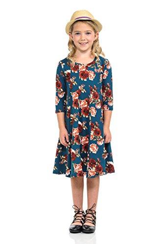 Modest Girls Dresses - 1