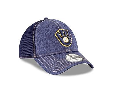 Milwaukee Brewers 39THIRTY Classic Shade Neo Hat