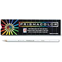 Prismacolor Art Pencils - White Lead - 12 / Dozen by Prismacolor