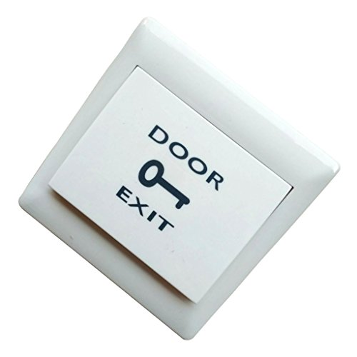 ドアアクセス制御システム用 DC12V 押し出し解除ボタンスイッチ