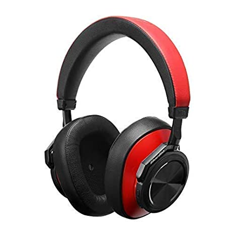 63df5b90b00 Bluedio T6S Bluetooth Headphones Over Ear with Mic, Active Noise Canceling  Headset Voice Control Support