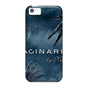 Ahaha Premium Protective Hard Case For Iphone 5c- Nice Design - Nightwish