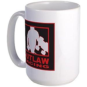 CafePress - CRASH RECOVERY - Large Mug - Coffee Mug, Large 15 oz. White Coffee Cup