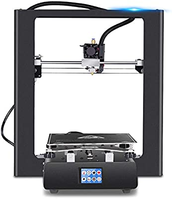 ZD-ONE Impresora 3D, 99% de chapa de metal montada Pro impresora ...