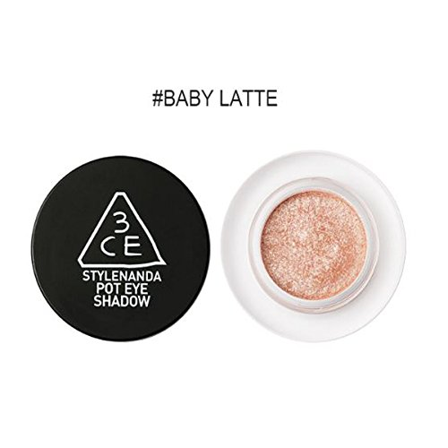 3CE Pot Eye Shadow, Baby Latte