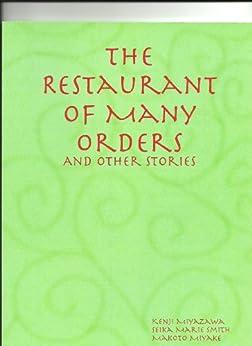The Restaurant of Many Orders and Other Stories (English Edition) por [Miyazawa, Kenji, Smith, Seika]