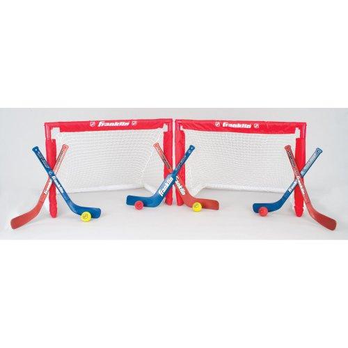 Franklin Sports Mini Hockey Goals - Set of 2