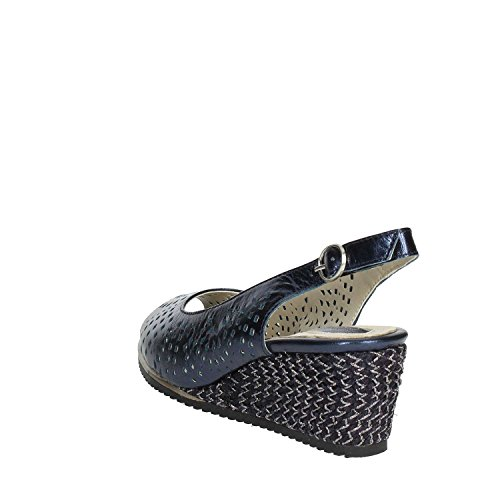 Bleu Femme Soft Iv8359 Sandales pr Cinzia 002 Y8Xqn