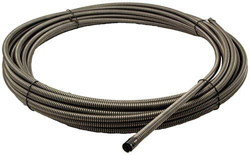 3/8'' x 100' Drain Cable - Aircraft Wire Inner Core, Slotted Ends (31100SLT) by Draincables Direct (Image #2)