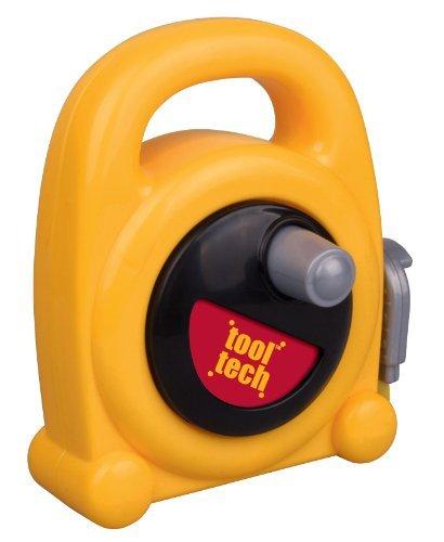 Tool Tech Toy Tape Measure - Yellow / Black