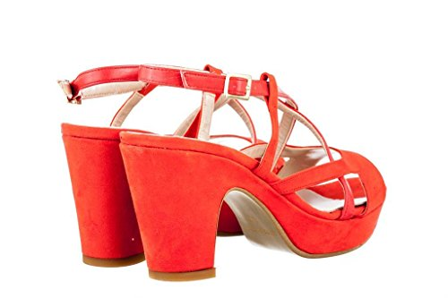 Sandali donna in pelle per l'estate scarpe RIPA shoes made in Italy - 25-28875
