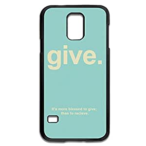 Samsung Galaxy S5 Cases Give Design Hard Back Cover Shell Desgined By RRG2G