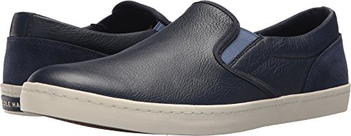 Leather On Suede Marine Slip Nantucket Blue Haan Mens Deck Cole q8Hw7F