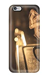 Fashion IrNQriC58eqOuG Case Cover For Iphone 6 Plus(steamy Cup Of Coffee) WANGJING JINDA