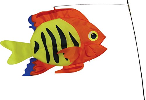 - Premier Kites Swimming Fish - Flame Fish