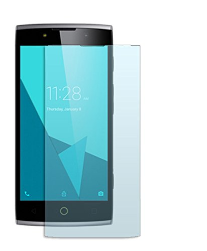 Tempered Glass Screen Protector for Alcatel One Touch Flash - 3