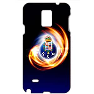 Beaming Pattern UEFA Champions League FC Porto Phone Case For Samsung Galaxy Note 4