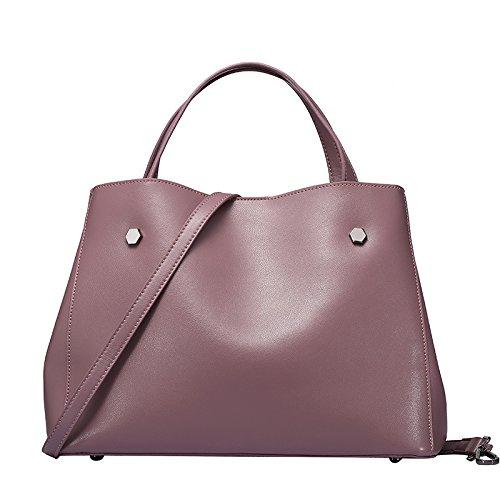 Simple GUANGMING77 Violet Bolsa Con Bolsa Bolso Violeta Bolsa Atmósfera gqRYwHg