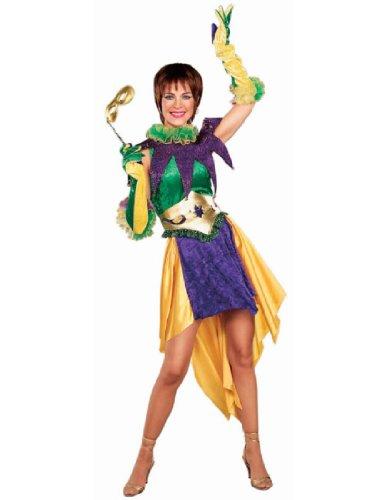 Mardi Gras Miss Costume
