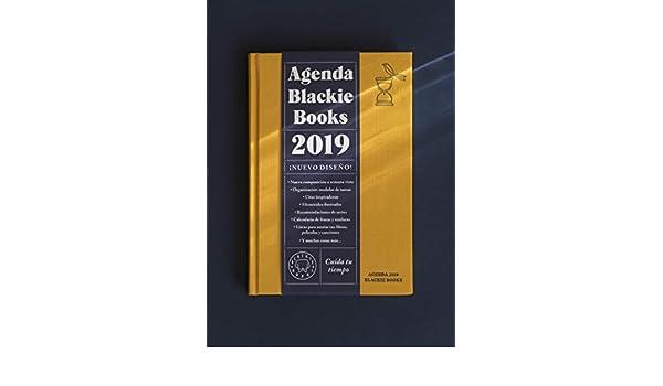 Agenda Blackie Books 2019: daniel lópez valle: 9788417059866 ...
