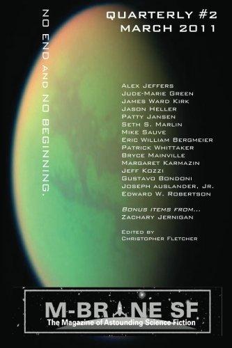 M-Brane SF Quarterly #2  March 2011