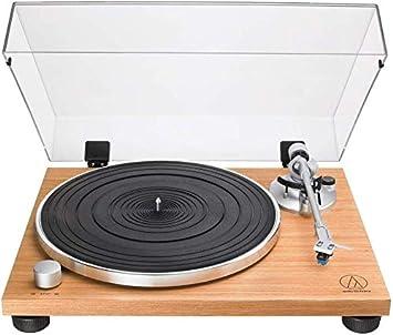 Tocadiscos AUDIO-TECHNICA AT-LPW30TK Color Madera de Teca ...