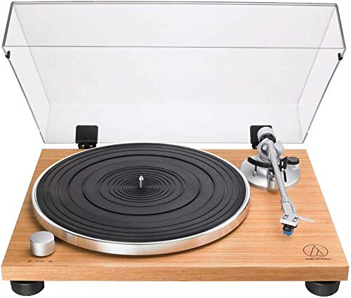 Tocadiscos AUDIO-TECHNICA AT-LPW30TK Color Madera de Teca: Amazon ...