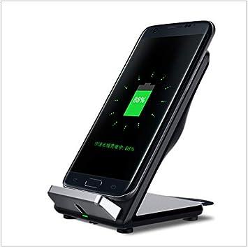 NIJY Cargador Inalámbrico De Teléfono Móvil para Apple X ...