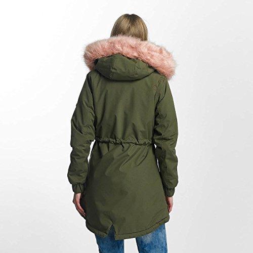 Mujeres amp; Entretiempo Alife chaqueta Rosa Kickin Flora De Chaquetas 1vw7q