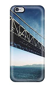 Sanp On Case Cover Protector For Iphone 6 Plus (akashi Kaikyo Bridge Japan)