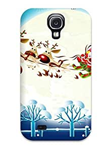 New Arrival Galaxy S4 Case Holiday Christmas Case Cover
