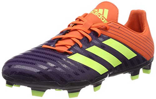 adidas Malice FG Rugby Boots, Purple, US 8