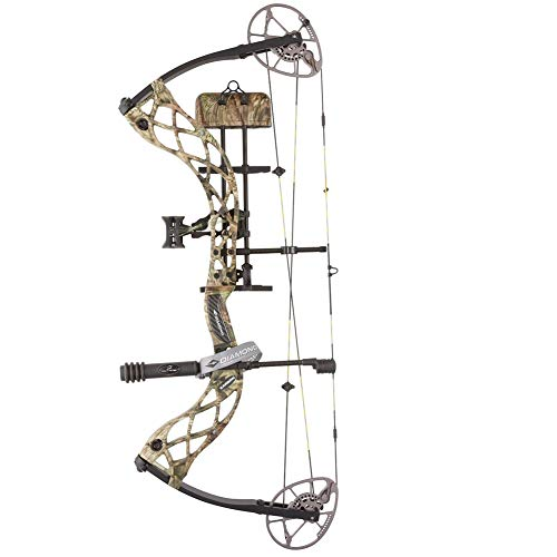 Diamond Archery Deploy SB RAK Right Hand Compound Bow, 70 lb, Breakup Country