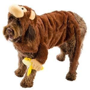 TOP PAW 'Monkey with Banana Dress Up Dog Halloween Costume (Medium) ()