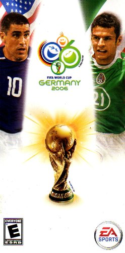 FIFA World Cup - Germany 2006 PSP Instruction Booklet (Sony Play Station Portable Manual ONLY - NO GAME) Pamphlet - NO GAME INCLUDED - Germany Booklet