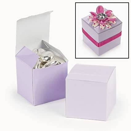 sc 1 st  Amazon.com & Amazon.com: Mini Lilac Gift Boxes (2 dz): Home u0026 Kitchen