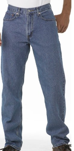 Levis Mens 550 Relaxed-Fit Jean