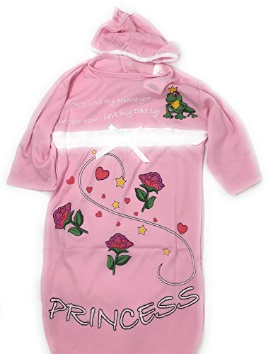Rubie's Costume Tyke Or Treat Baby Bunting Costume Pink Princess, Princess, 0-9 Months -