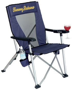 Peachy Tommy Bahama Reclining Folding Beach And Camping Chair Short Links Chair Design For Home Short Linksinfo