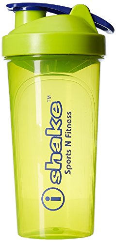 IShake Power Ball Shaker Bottle 600 ml