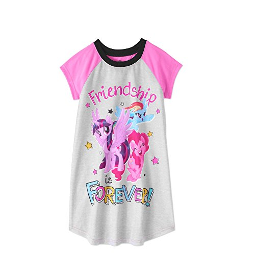 AME Forever Friendship My Little Pony Nightgown XS 4-5 by AME