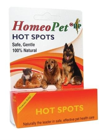 Hot Spot Relief for Dogs