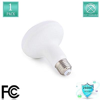 BR30 12 Watt R30/BR30 LED Bulb (Equivalent 120W) 1320 Lumens Dimmable LED Bulbs Recessed Light Bulb Flood Lighting Can Light Bulbs 120 Volt E26 Medium Base