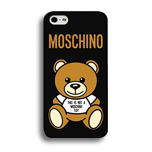 10 opinioni per Luxury Brand Moschino Phone Case Cover For iPhone 6/iPhone 6S 4.7inch LV89
