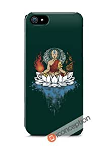 Enlightenment Dragon Ball Z Hindu - Iphone 4/4s Cover